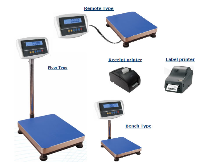 Platform Floor Scales | Scales Suppliers South Africa | Industrial