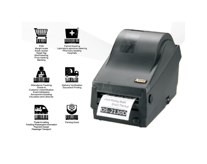 Printers | Scales Suppliers South Africa | Industrial Scales